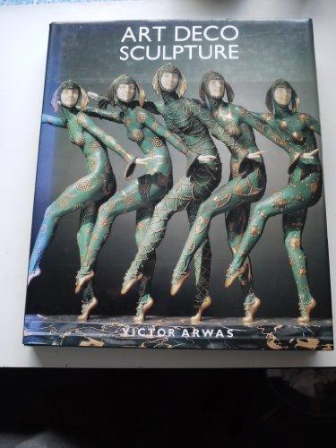 9780312083458: Art Deco Sculpture