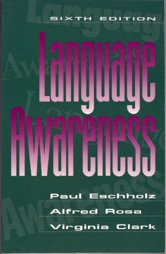 9780312084103: Language Awareness