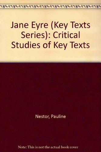 9780312084233: Jane Eyre (Key Texts Series): Critical Studies of Key Texts