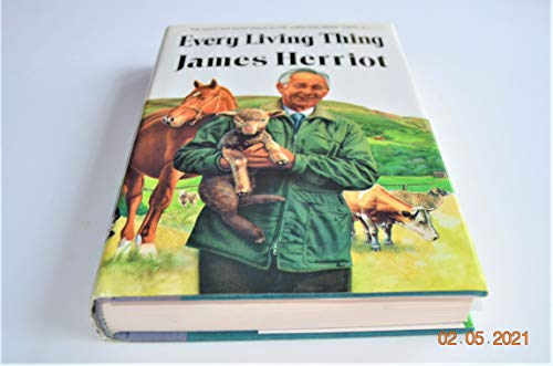 Every Living Thing (0312084862) by James Herriot
