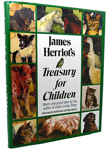 9780312085124: James Herriot's Treasures for Children