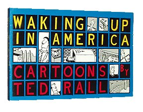 9780312085186: Waking Up in America: Cartoons