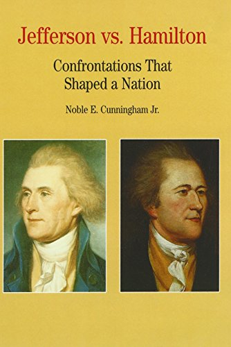 9780312085858: Jefferson vs. Hamilton: Confrontations that Shaped a Nation (Bedford Series in History and Culture)