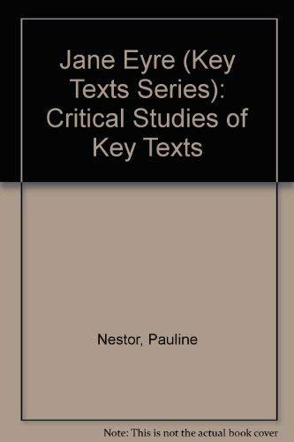 9780312086015: Jane Eyre (Key Texts Series): Critical Studies of Key Texts