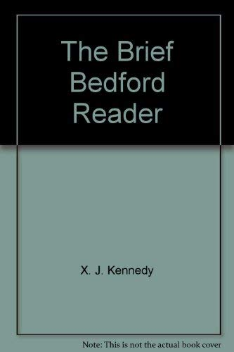 9780312086367: The Brief Bedford Reader