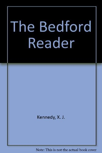 9780312086374: The Bedford Reader