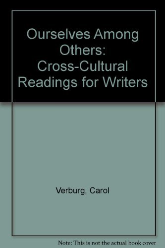 9780312086770: Ourselves Among Others: Cross-Cultural Readings for Writers
