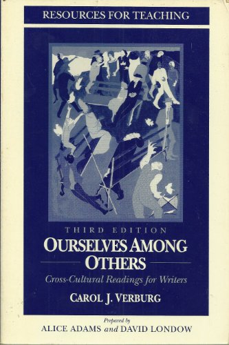 9780312086794: Ourselves among others: Cross-cultural readings for writers