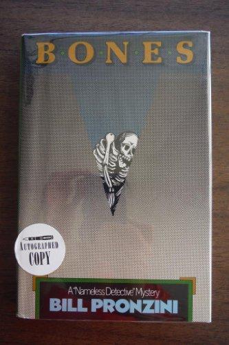 Bones (Signed): Pronzini, Bill