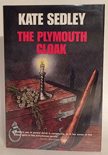9780312088750: The Plymouth Cloak: The Second Tale of Roger the Chapman (Chapman Mysteries)