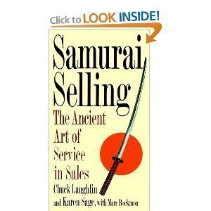9780312088859: Samurai Selling: The Ancient Art of Service in Sales