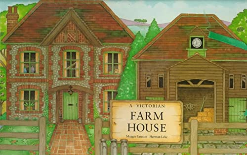 9780312089313: A Victorian Farm House: Pop Up and Tie Back