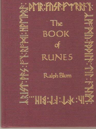 9780312090012: The book of runes