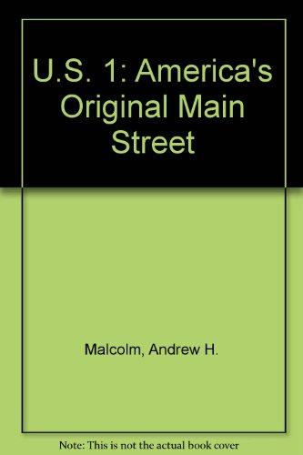 9780312090241: U.S. 1: America's Original Main Street