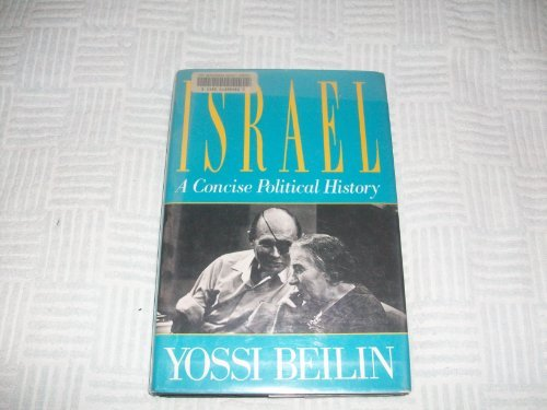 9780312091248: Israel: A Concise Political History