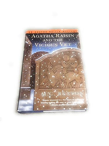 9780312092429: Agatha Raisin and the Vicious Vet