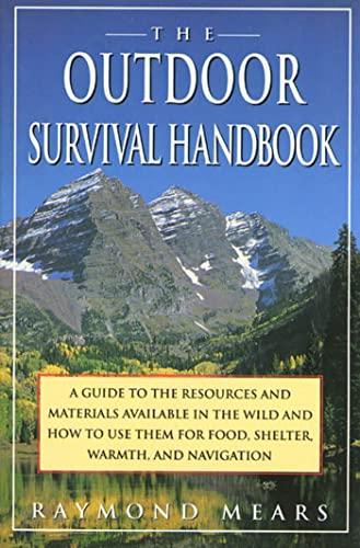 9780312093594: The Outdoor Survival Handbook