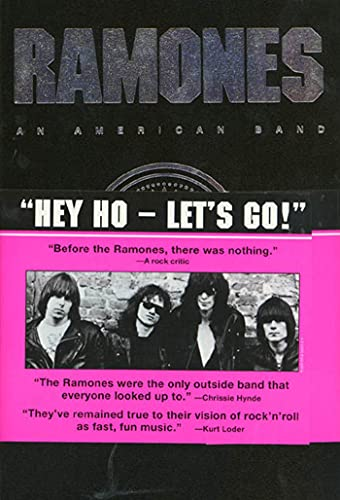 9780312093693: Ramones: An American Band