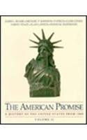 9780312095253: The American Promise: A History of the United States