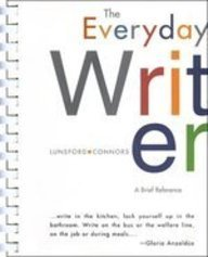 9780312095697: The Everyday Writer: A Brief Reference