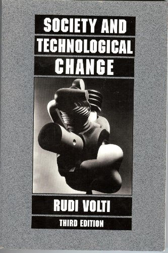 9780312096427: Society and Technological Change