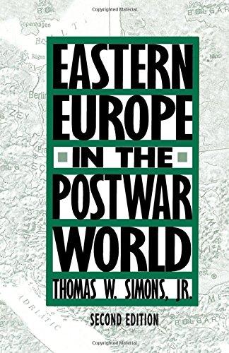 Eastern Europe in the Postwar World: Thomas W. Simons Jr.