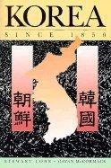 Korea Since 1850 (0312096860) by Stewart Lone; Gavan McCormack