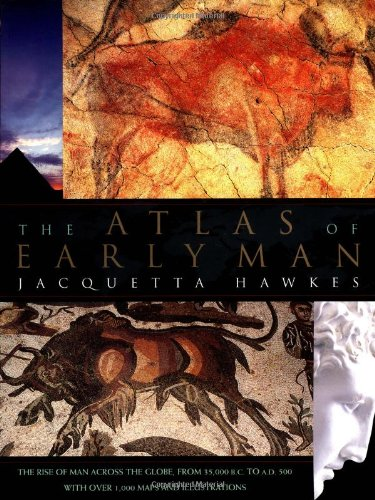 9780312097462: The Atlas of Early Man