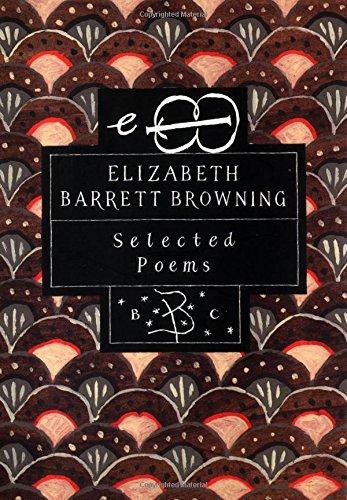9780312097516: Elizabeth Barrett Browning: Selected Poems