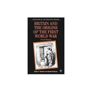 9780312098193: Britain and the Origins of the First World War