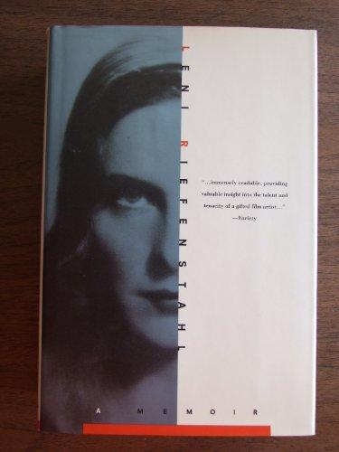 Leni Riefenstahl: A Memoir: Riefenstahl, Leni