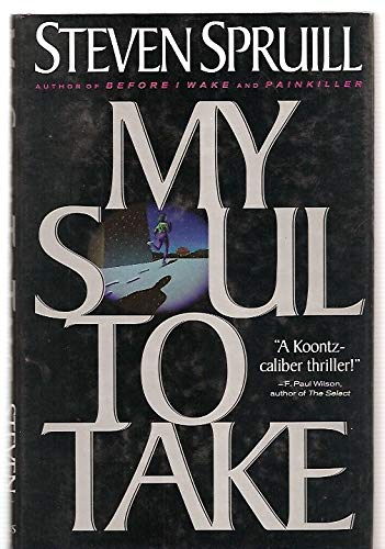 [signed] My Soul to Take