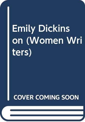 9780312099534: Emily Dickinson (Women Writers)