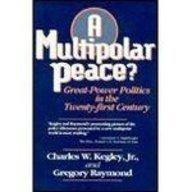 9780312099572: A Multipolar Peace?: Great-Power Politics in the Twenty-First Century