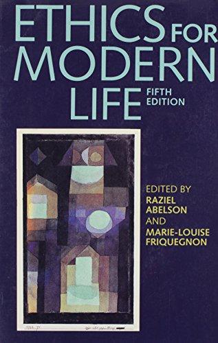 9780312099671: Ethics for Modern Life