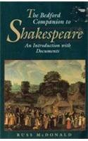 9780312100759: The Bedford Companion to Shakespeare: An Introduction With Documents (Bedford Shakespeare Series)