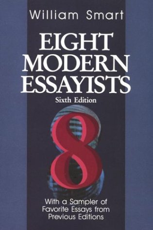 9780312101251: Eight Modern Essayists