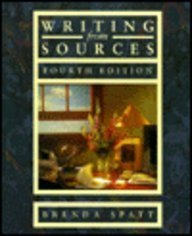 9780312101329: Writing from Sources