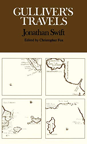 9780312102845: Gulliver's Travels by Jonathan Swift (Case Studies in Contemporary Criticism)