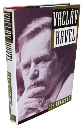 9780312103170: Vaclav Havel: The Authorized Biography