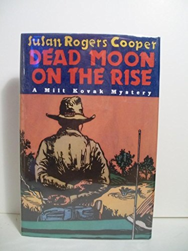 Dead Moon on the Rise (SIGNED Plus SIGNED LETTER): Cooper, Susan Rogers