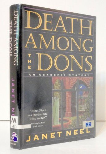 9780312104504: Death Among the Dons