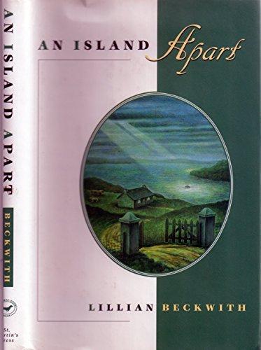9780312104832: An Island Apart