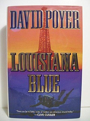 9780312104948: Louisiana Blue