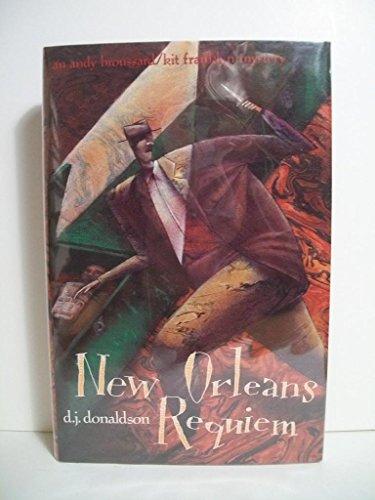 New Orleans Requiem: Donaldson, D. J.