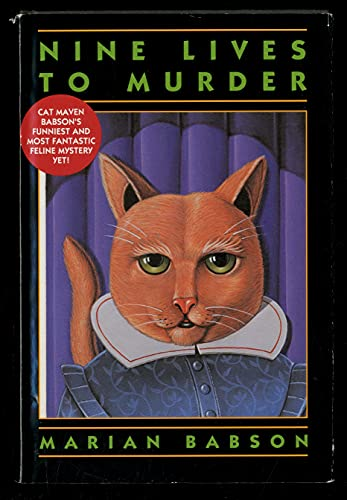 9780312105112: Nine Lives to Murder