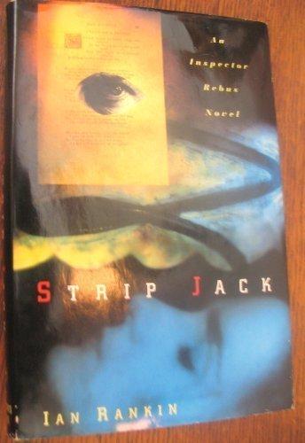 9780312105532: Strip Jack (Detective John Rebus Novels)