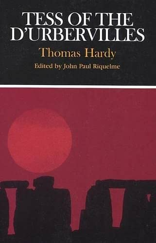 Tess of the D'Urbervilles (Case Studies in: Thomas Hardy