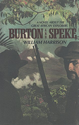 9780312108748: Burton and Speke: A Novel about the Great African Explorers