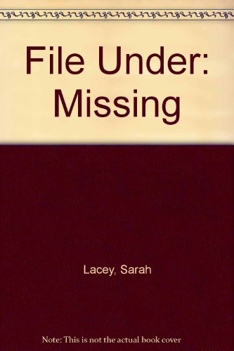 9780312109820: File Under: Missing